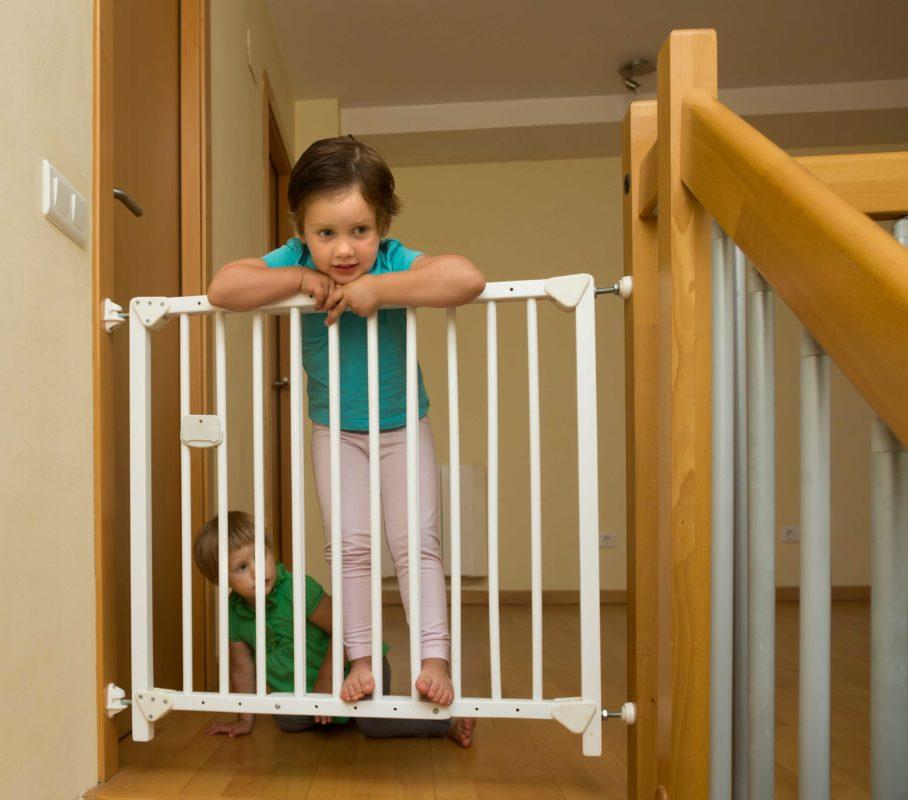 sistemas seguridad infantil